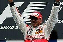Formel 1 - Die Werbetrommel hat beschleunigt: Silverstone und der Hamilton-Sieg