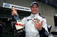 Formel 1 - Vorfreude und Pragmatismus.: Williams vor Indianapolis