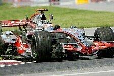 Formel 1 - Unver�nderte Verh�ltnisse: 1. Freies Training