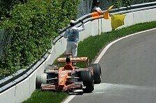 Formel 1 - Keine Toleranz f�r weitere Fehler: Pilotenschelte bei Spyker