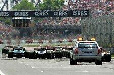 Formel 1 - Die F1 ist noch gef�hrlich