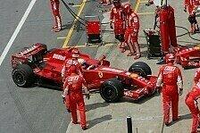 Formel 1 - Der Asphalt war schuld: Massa glaubt an Ferrari