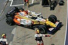 Formel 1 - Dumme Regeln: Fisichella tat alles f�r Nichts