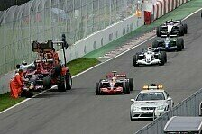 Formel 1 - Leerer Tank oder Strafe: Safety Car Konfusion