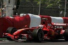 Formel 1 - Auch Hamilton wird schwierige Momente haben: Kimi R�ikk�nen