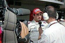 Formel 1 - Die andere Perspektive: Timo Glock wechselt die Seiten