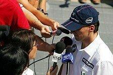 Formel 1 - So etwas kann immer wieder passieren: Robert Kubica zum Unfall