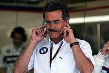 Formel 1 - Auf dem Weg zum Topteam: Mario Theissen schaut nach oben