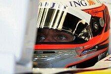 Formel 1 - Keine Trinkflasche - vier Sekunden gewonnen: Kovalainen verr�t seinen Indy-Trick