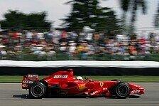 Formel 1 - Ferrari konkurrenzf�higer als in Kanada: Felipe Massa zuversichtlich