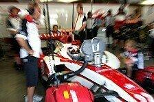 Formel 1 - Ein guter Tag trotz schlechter Zeiten: Super Aguri sucht das Verh�ltnis