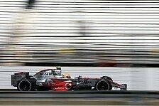 Formel 1 - Drei S�tze silbernes Schweigen: McLaren-Mercedes