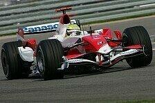 Formel 1 - Kein Grip in Kurz- und Langversion: Die Ballade von Toyota