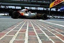 Formel 1 - Wenn es glatt l�uft, stimmt das Ergebnis: Heikki Kovalainen freut sich