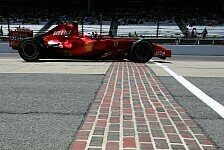Formel 1 - Ferrari nur noch Mitl�ufer?