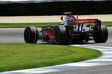 Formel 1 - Vettel sprengt die Silberpfeile: 3. Freies Training
