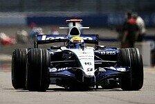 Formel 1 - Ein Desaster: Fr�hes Aus f�r Williams