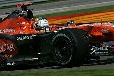Formel 1 - Ich bin schnell: Adrian Sutil