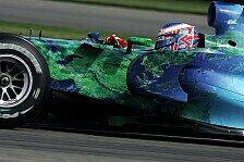 Formel 1 - Der wichtigste Test kommt erst: Button angespannt in Indy