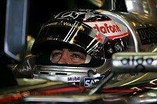 Formel 1 - F�r Alonso beginnt es erst jetzt: Eine kurze WM
