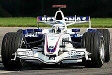 Formel 1 - Nix wie Vettel: Nick Heidfeld leicht genervt