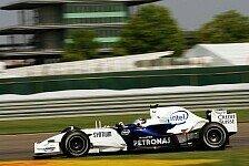 Formel 1 - Punkt und ein Leck: Halbe Freude bei BMW
