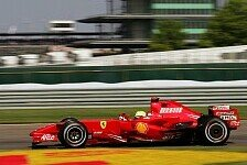 Formel 1 - Die neuen Teile sollen es richten: Ferrari noch nicht siegf�hig