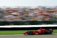 Formel 1 - Die Konstanz soll's richten: Ferrari bleibt optimistisch