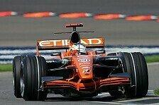 Formel 1 - Mit den Fahrern wieder gl�cklich: Gascoyne beruhigt
