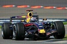 Formel 1 - Die Strategien sehen gut aus: Halb zufriedene Bullen