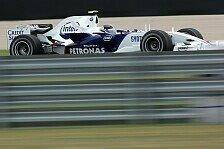 Formel 1 - Mehr m�glich gewesen: BMW Sauber nicht ganz zufrieden
