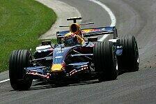 Formel 1 - Renault ist das Ziel: Webber will Verbesserungen