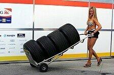 Formel 1 - Erst einmal hinkommen: Bridgestone stellt sich Magny Cours