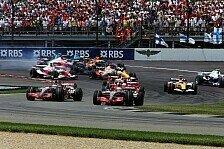 Formel 1 - Hamilton gewinnt, Alonso verliert: US Grand Prix