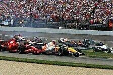 Formel 1 - Zwei gute Rennen, ein schlechter Dreher: Renault wird besser