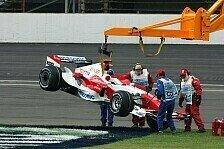 Formel 1 - Wie ein Sieg und eine Niederlage: Toyota