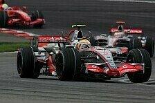 Formel 1 - Der Traum geht weiter: Der Start war Hamiltons Schl�ssel
