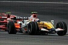 Formel 1 - Alles sieht deutlich freundlicher aus: R�mi Taffin