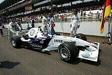 Formel 1 - 5 Deutsche und 1 �sterreicher in Indy: Sportmarketing auf Amerikanisch