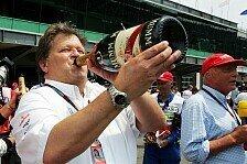 Formel 1 - Haug sieht keine McLaren-Dominanz: Trotz dreier Siege in Folge