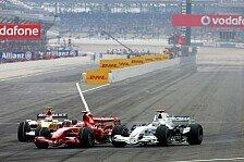 Formel 1 - Ein kleines St�ck fehlt noch: Renault holt auf