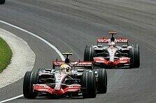 Formel 1 - Fortschritt und Druck: Whitmarsh denkt an die Entwicklung
