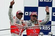 Formel 1 - Alonso und Hamilton m�ssen nicht um ihre Punkte f�rchten: FIA-Spionageuntersuchung