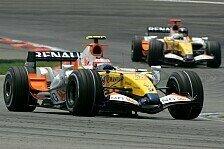 Formel 1 - Mit Gl�ck k�nnten wir den Jackpot knacken: Kovalainen schreibt den ersten Sieg noch nicht ab