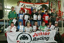 Formel 1 - Finaaale: JuniorRacing
