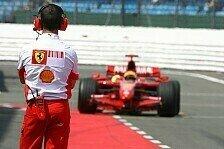 Formel 1 - Ferrari schl�gt zur�ck: Mugello, Tag 2