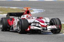 Formel 1 - Derweil in S�dspanien: Jerez, Tag 1