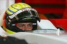 Formel 1 - Ein Silberstreif trotz Startunfall: Ralf Schumacher ist optimistisch
