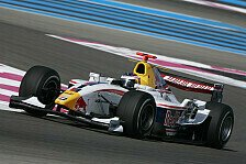 GP2 - Voller Angriff: Michael Ammerm�ller fit & schnell