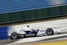 Formel 1 - Fluch & Segen Formel 1: Glocks Zitterpartie